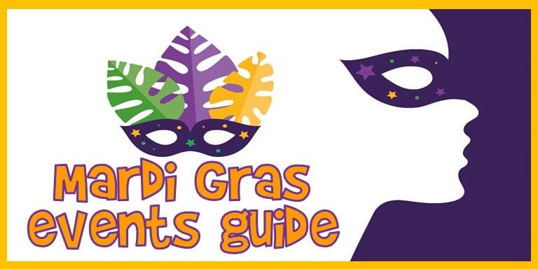 Mardi Gras Events Guide 2020