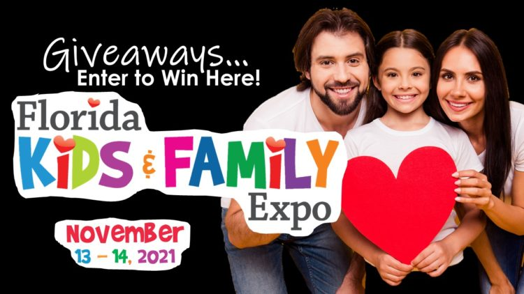 Florida Kids and Family Expo Ticket Giveaways