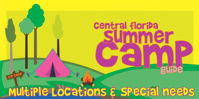 Orlando Summer Camp Guide 2020 - Multiple Locations and Special Needs