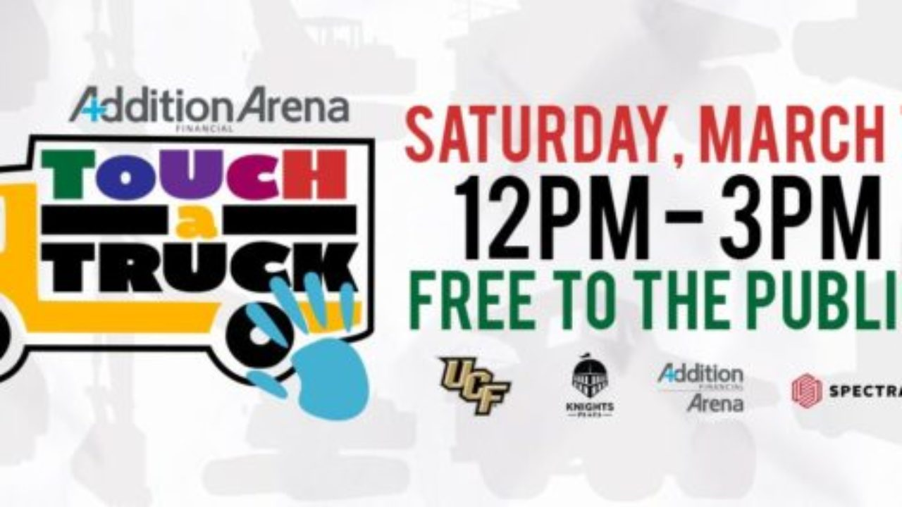 Ucf 2020 Christmas Break UCF Touch a Truck 2020 | MyCentralFloridaFamily.com