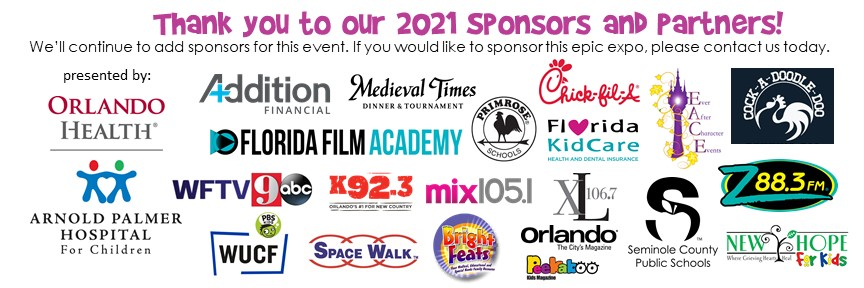 2021 Florida Kids and Family Expo Exhibitor