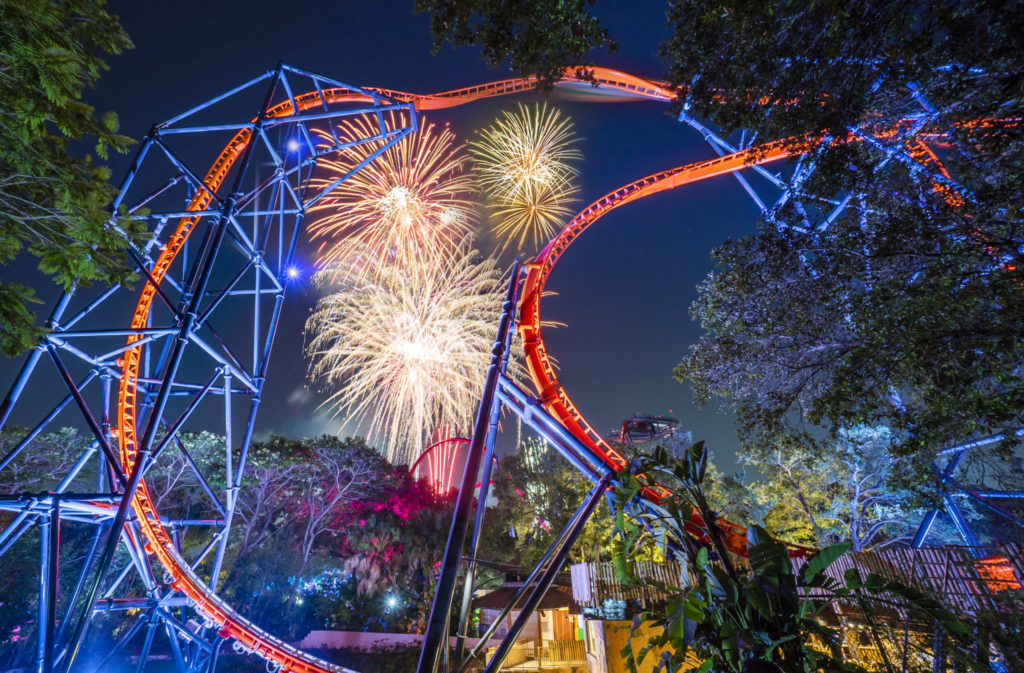 Busch Gardens Weekend Experiences 2020