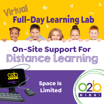 O2B Kids On-Site Support for Distance Learning