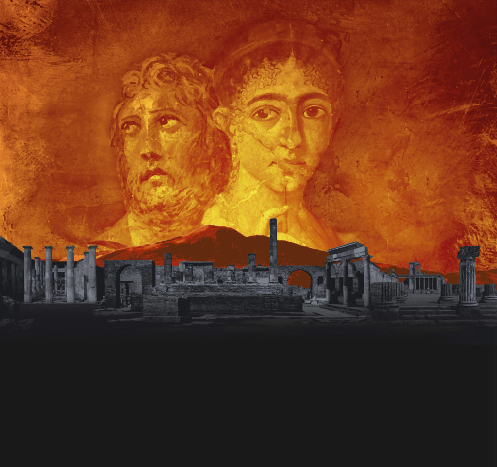 Pompeii Selfies in Loch Haven Comes Prior to Orlando Science Center Upcoming Exhibit