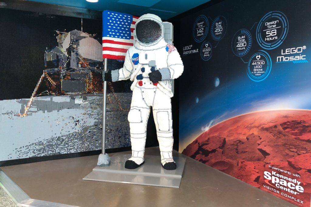 Out-of-this-World LEGO Display Lands at LEGOLAND Florida Resort