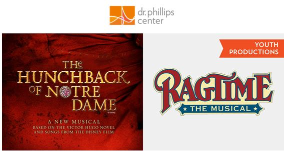 Dr. Phillips Center Auditions