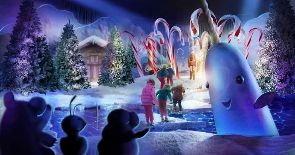 """Gaylord Palms """"I Love Christmas Movies"""" Coming Instead of ICE! for 2020"""