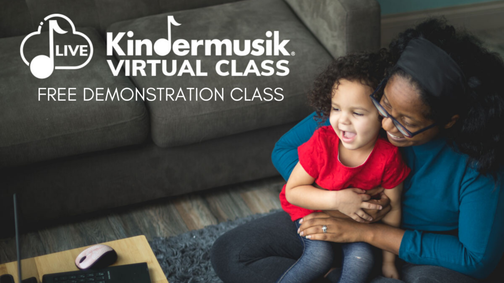 Kindermusik Free Demonstration Class or Trial Week