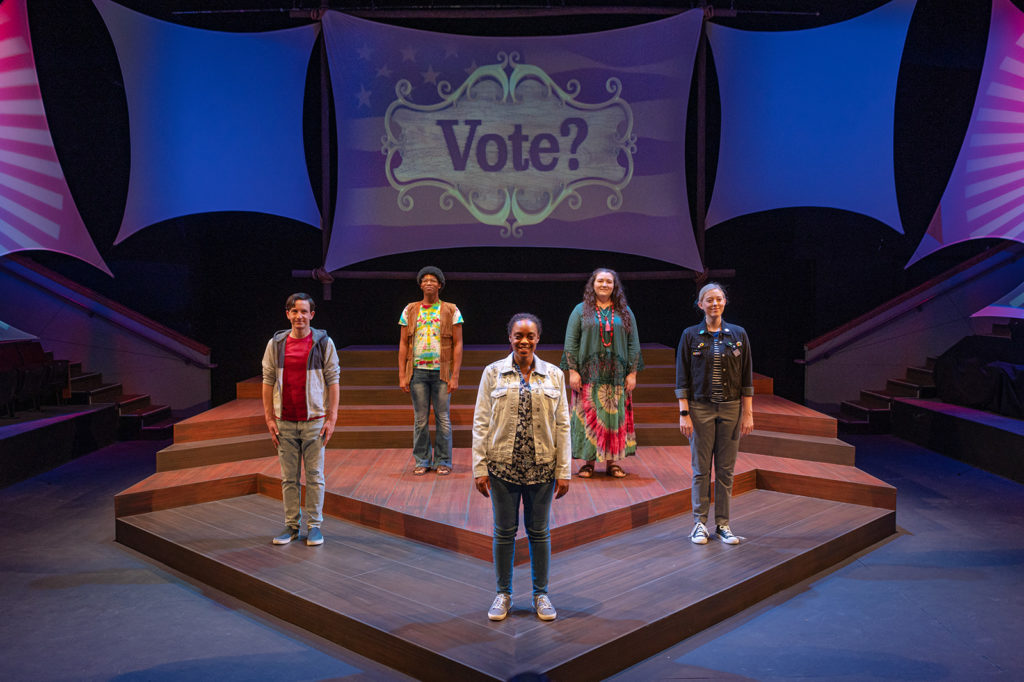 Orlando REP First Online Streaming Production Comes to Audiences