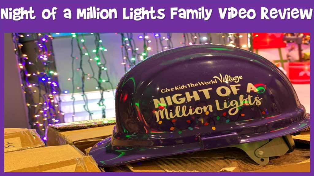 A Night of a Million Lights Family Video Review