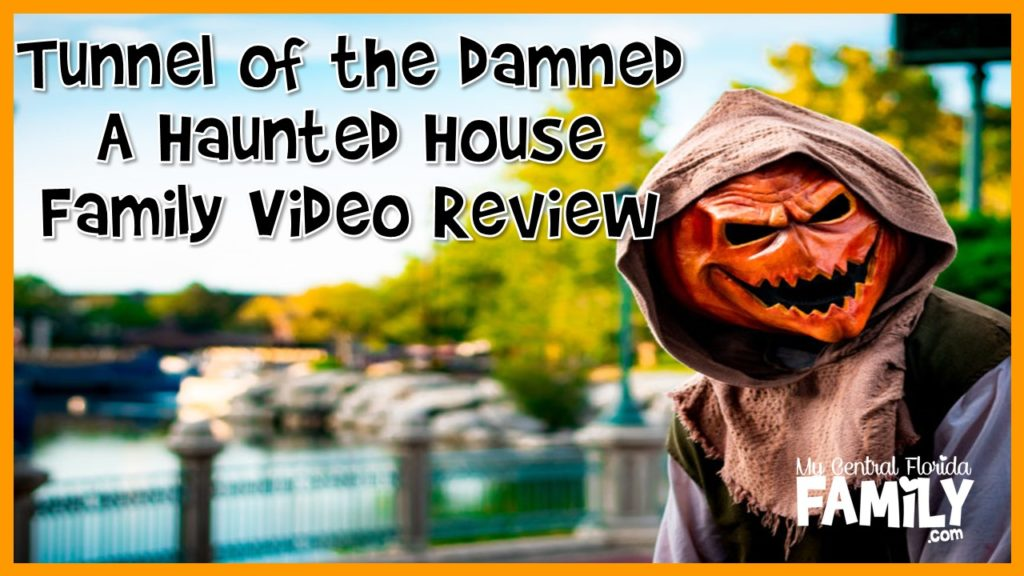 Tunnel of the Damned Family Video Review