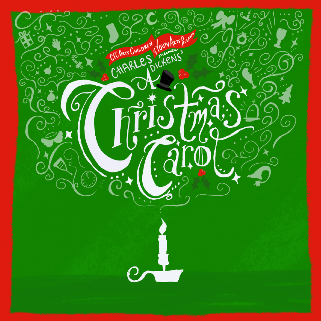 Central Florida Community Arts A Christmas Carol is Registering Now