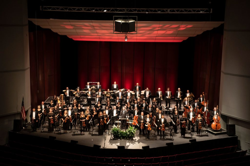 Orlando Philharmonic Orchestra Celebrated Great Works of Film Composer John Williams