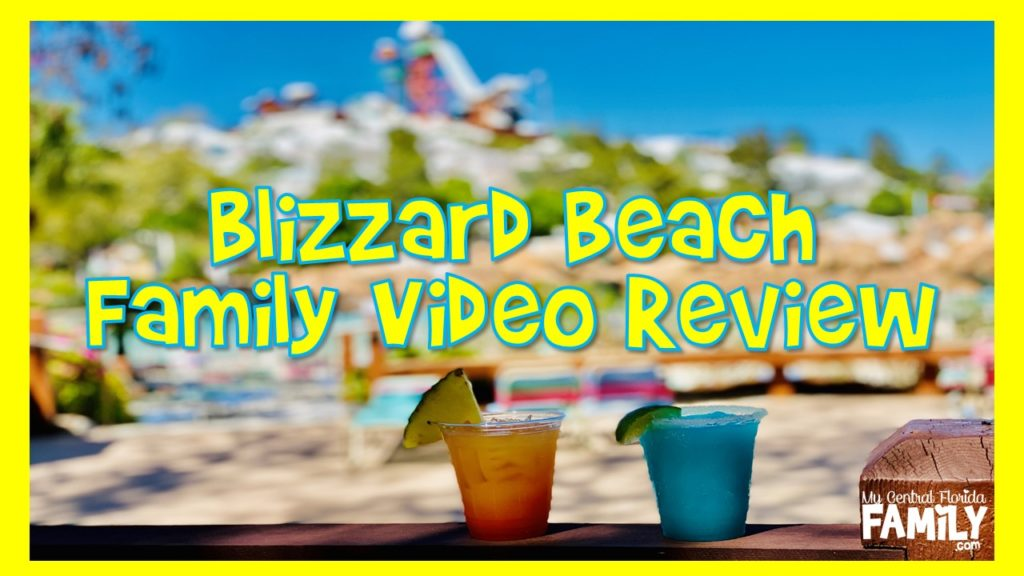 Blizzard Beach Family Video Review 2021
