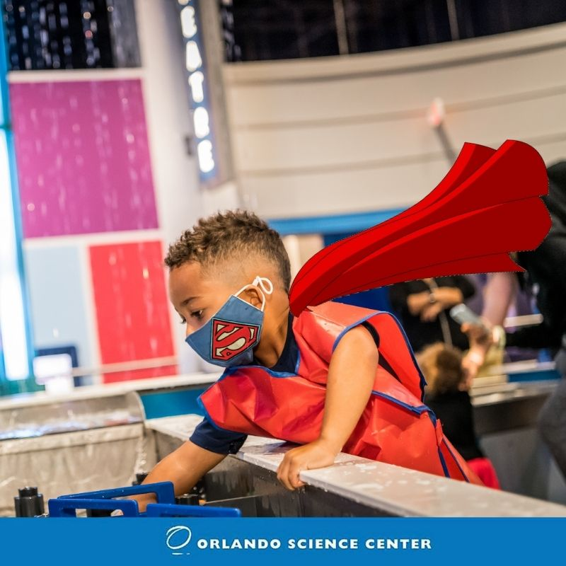 It's a SUPER Weekend at Orlando Science Center