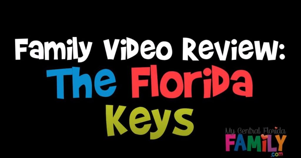 Family Video Review The Florida Keys