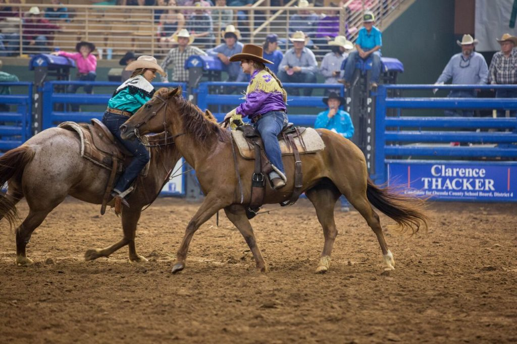 Silver Spurs Rodeo Celebrates 77 Years