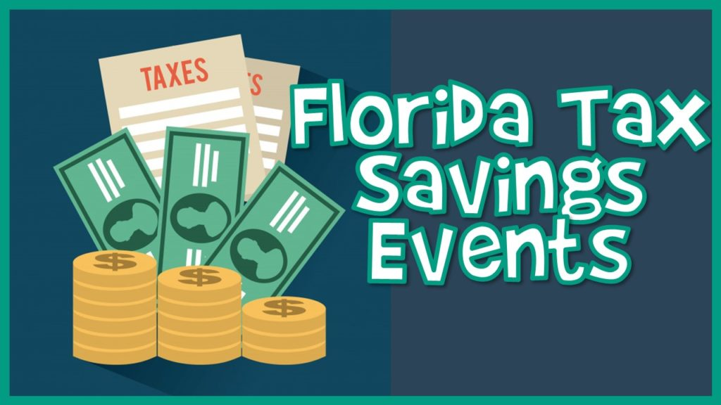 3 Tax Holidays for Families in Florida in 2021