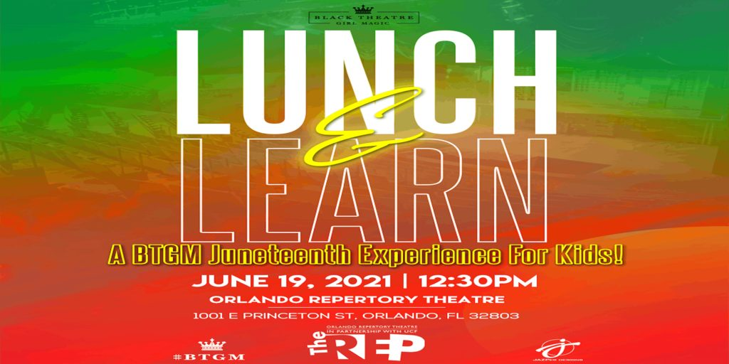 Juneteenth Lunch and Learn for Families