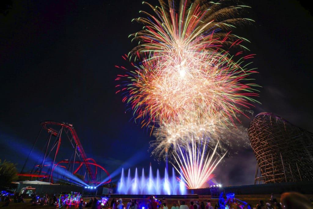 Busch Gardens Spark Goes Nightly in 2021