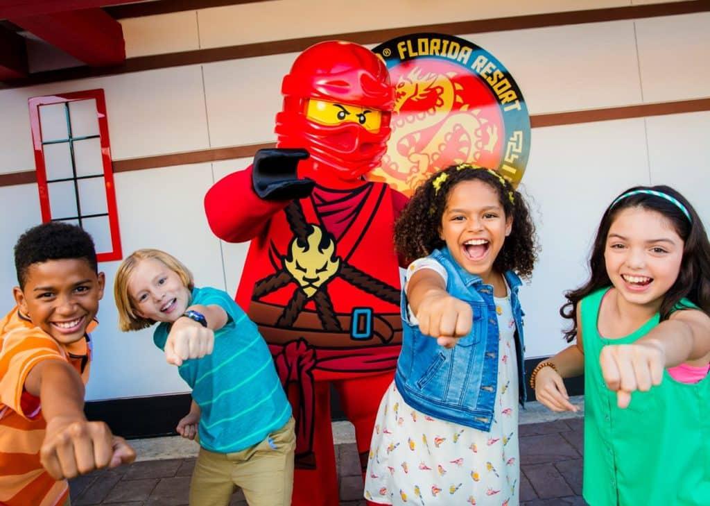 Ninjago Days 2021 at LEGOLAND Florida Resort
