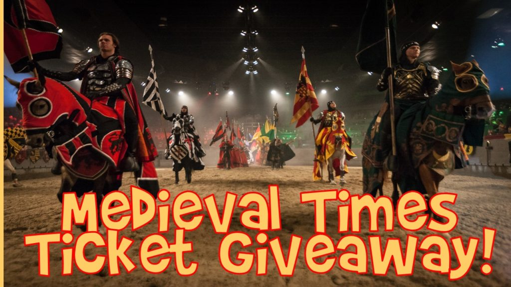 Medieval Times Orlando Ticket Giveaway