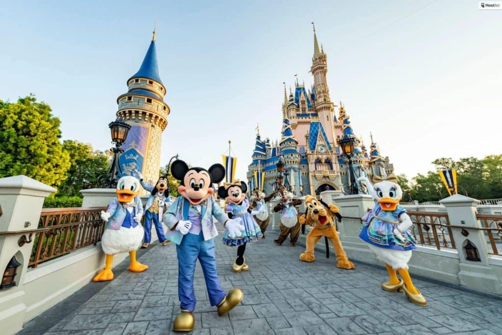 Walt Disney World Resort Turns 50 and Celebrations Abound