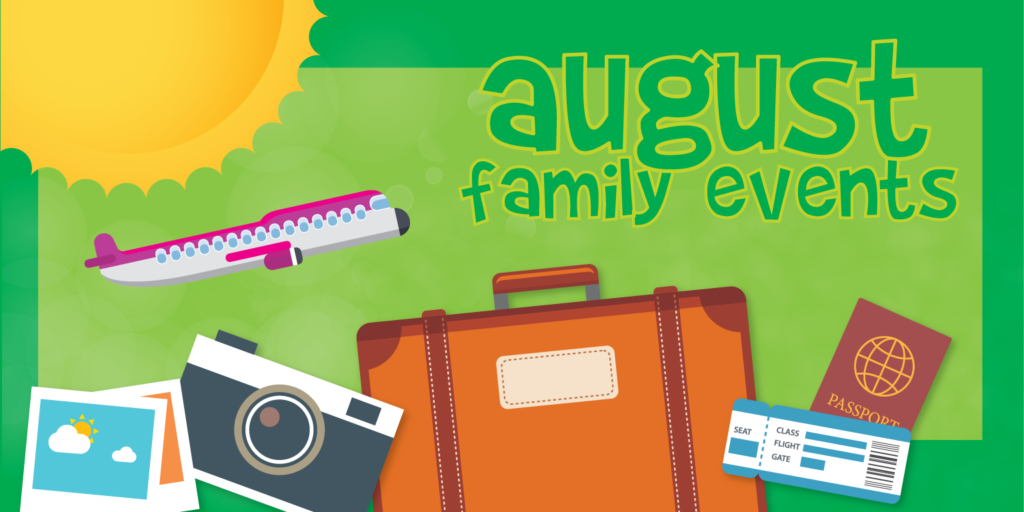 Top August Family Events in Central Florida for 2021