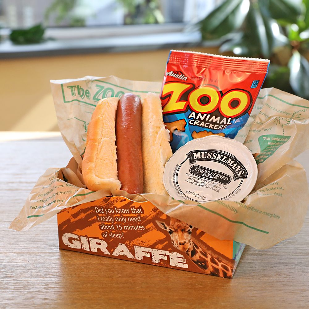 Central Florida Zoo New Food Options