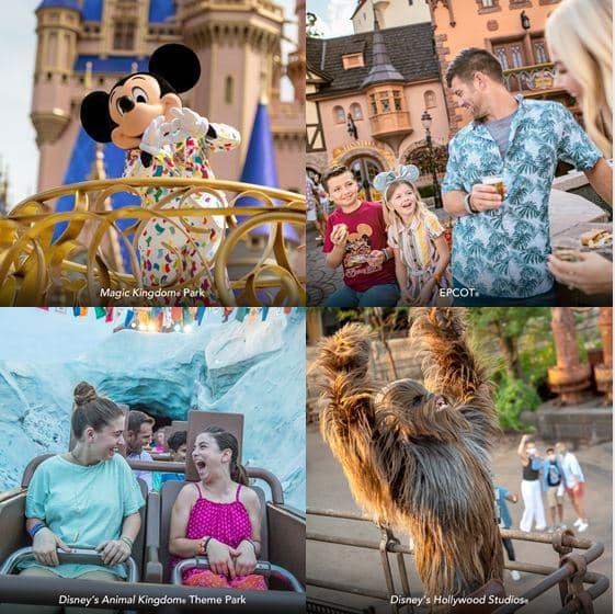 Disney World Florida Resident Summer Deal 2021