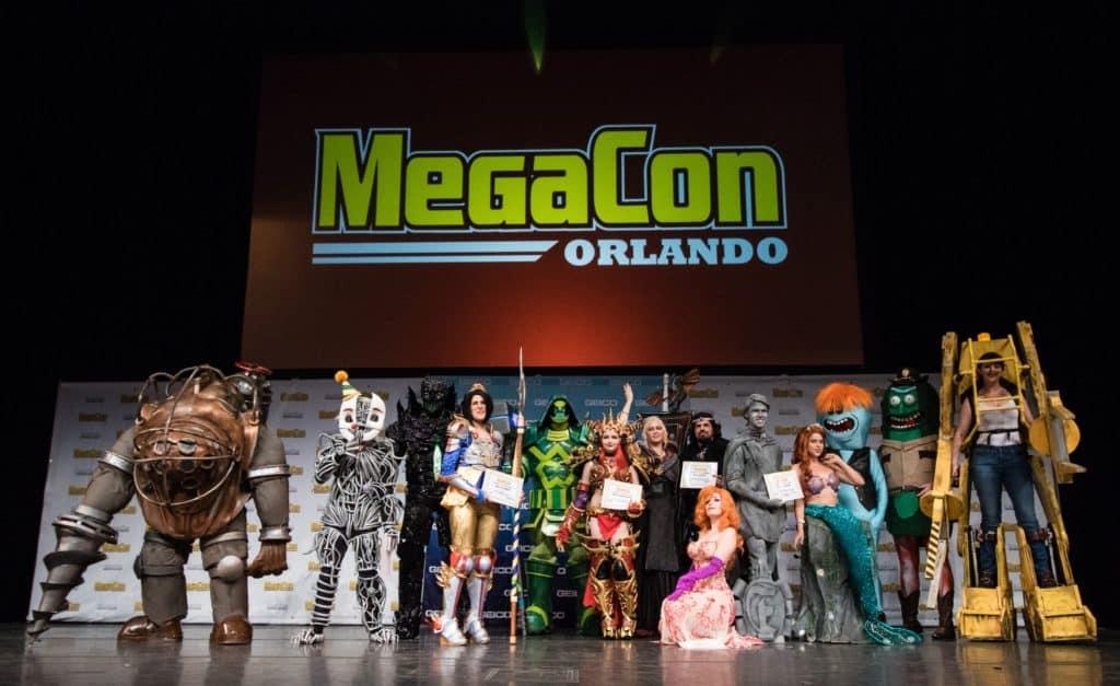 MegaCon Orlando Coming In August 2021
