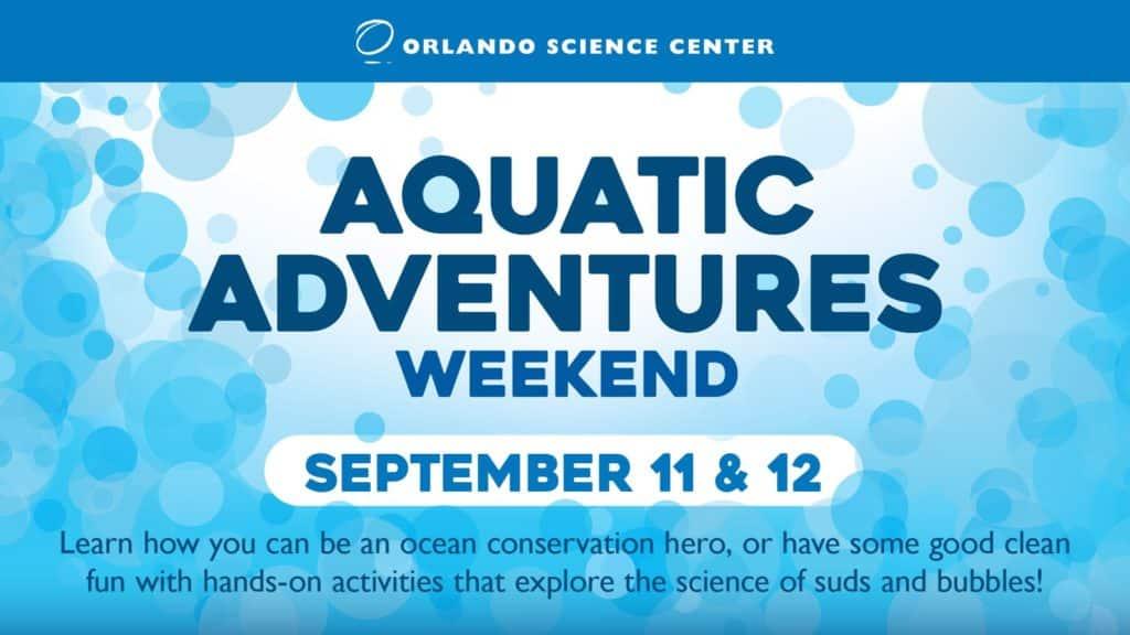 OSC Aquatic Adventures Weekend