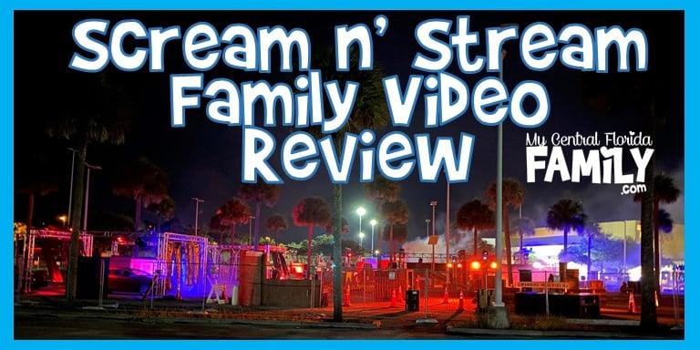Scream n' Stream Family Video Review