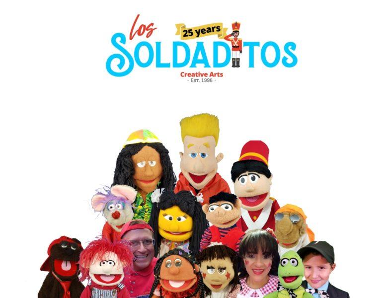 Los Soldaditos – Puppet Show