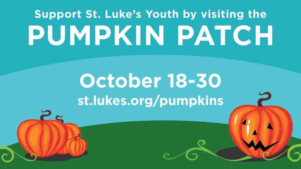 St. Luke's Pumpkin Patch Opens
