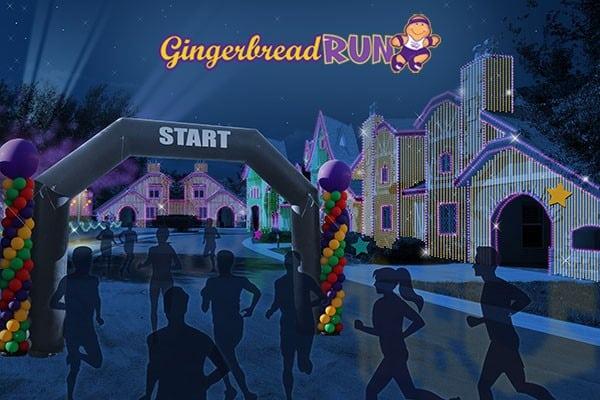 Give Kids the World Gingerbread Run 2021