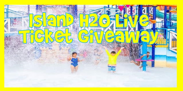 Island H20 Live Ticket Giveaway